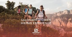Τhe Salomon Women Hiking Experience!