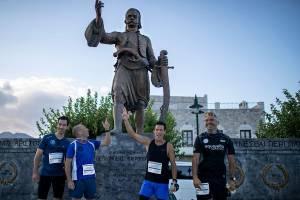 Run Messinia: Συγκινητικές στιγμές στον αγώνα για την Ελευθερία!